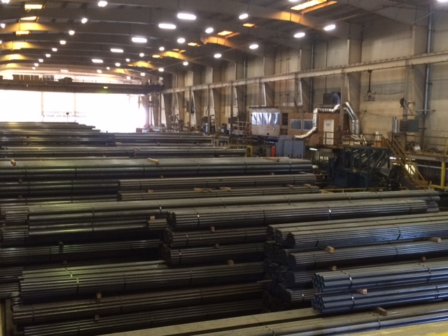 steel pipe in the midwest, steel pipe warehouse, steel pipe mill, A500 pipe, where to buy pipe, truckloads of steel pipe, Kahn Steel, Khan Steel, Corral and Fence Material, steel warehouse