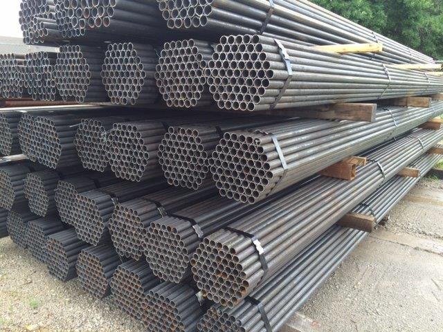 pipe for continuous fence, Steel pipe in Columbia MO, steel pipe in St Louis, steel pipe for bull gates, steel pipe in Oklahoma, Steel pipe in Kansas, steel pipe in Missouri, new steel pipe, 1.25